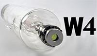 شارژ کردن تیوب لیزر