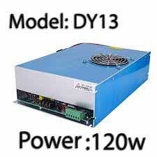 پاور دستگاه برش لیزر 120وات